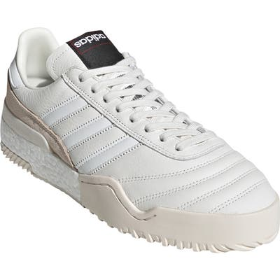 Adidas Originals By Alexander Wang Bball Soccer Shoe, White