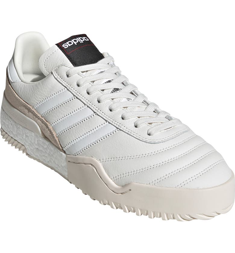 ADIDAS BY ALEXANDER WANG adidas Originals by Alexander Wang BBall Soccer Shoe, Main, color, WHITE/ WHITE/ PEARL