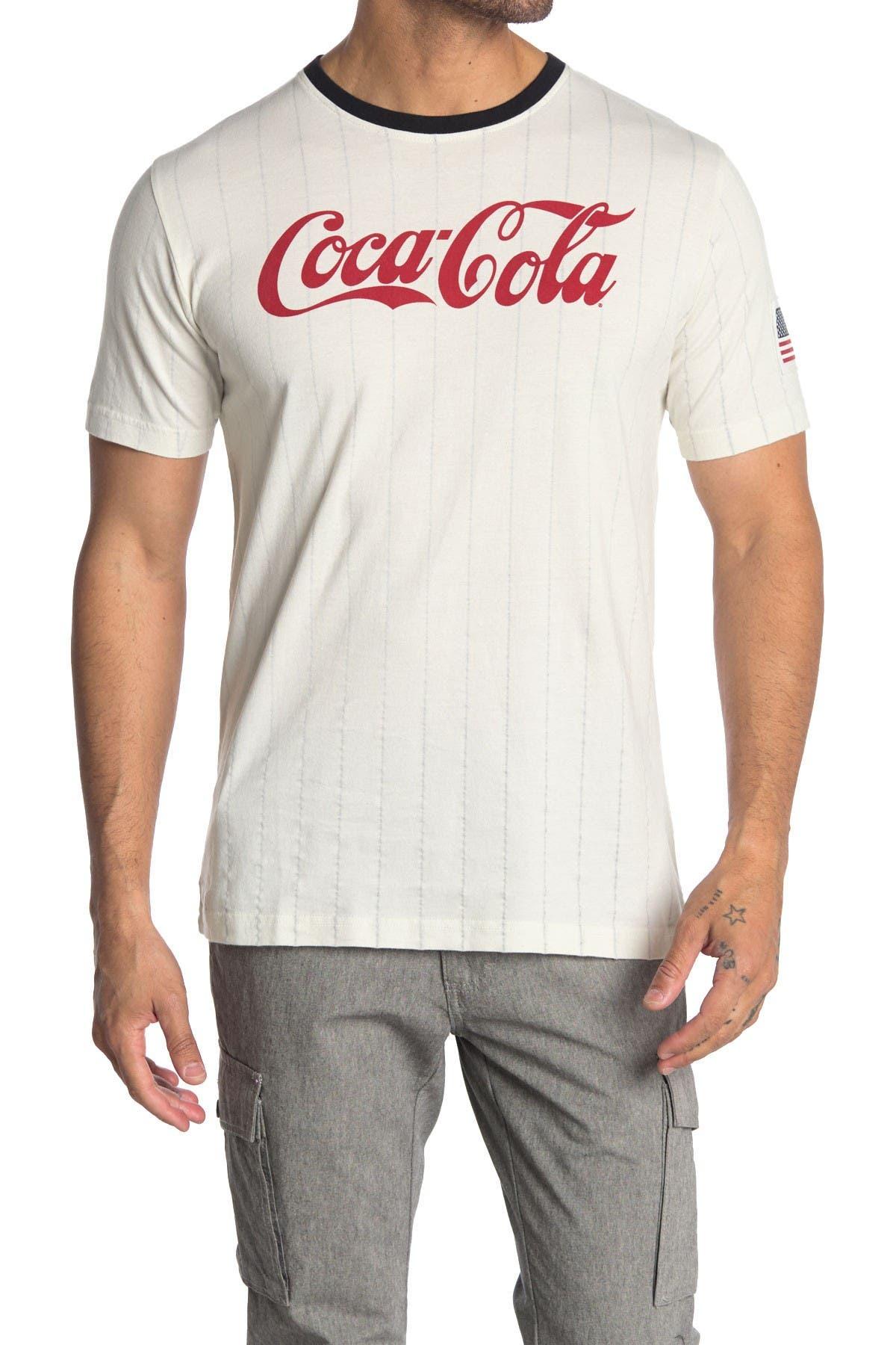 Image of American Needle Remote Control Coca-Cola T-Shirt