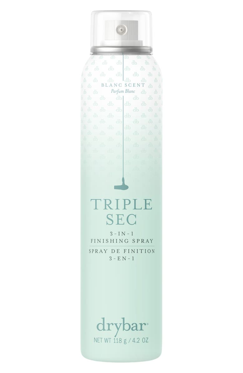 DRYBAR Blanc Scented Triple Sec 3-in-1 Finishing Spray, Main, color, NO COLOR