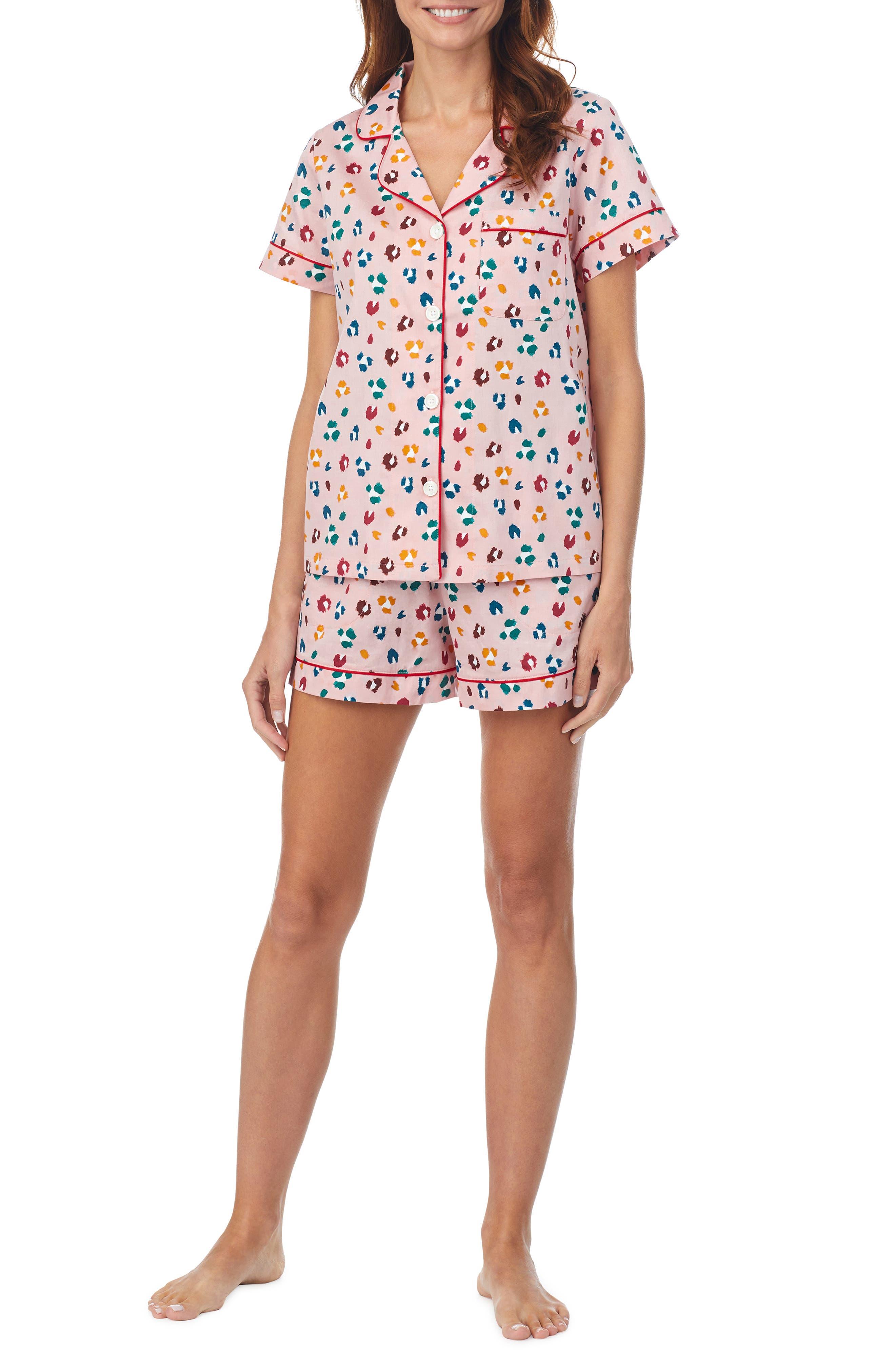 Organic Cotton Short Pajamas