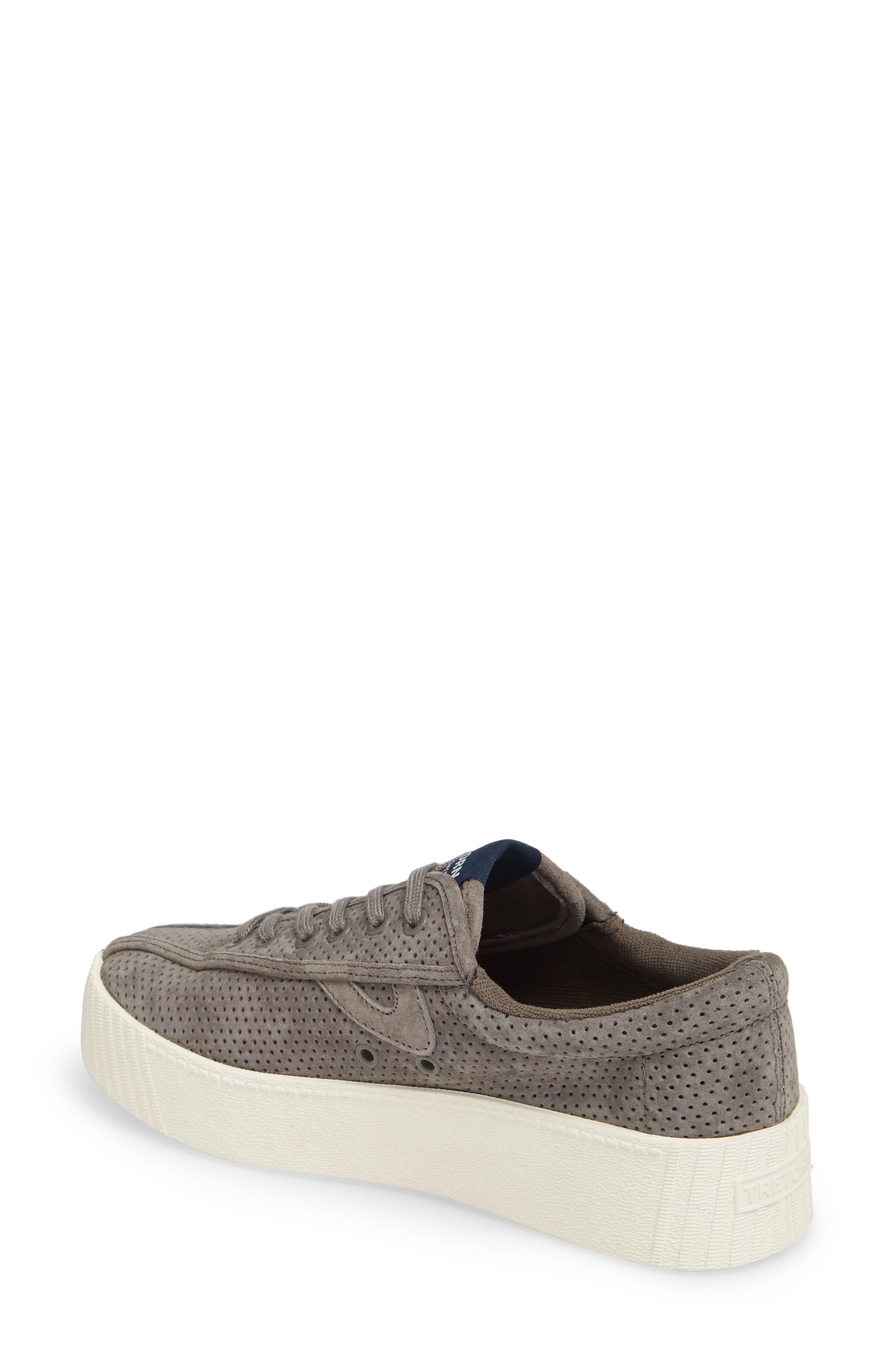 ,                             Bold Perforated Platform Sneaker,                             Alternate thumbnail 2, color,                             GRAPHITE/ GRAPHITE