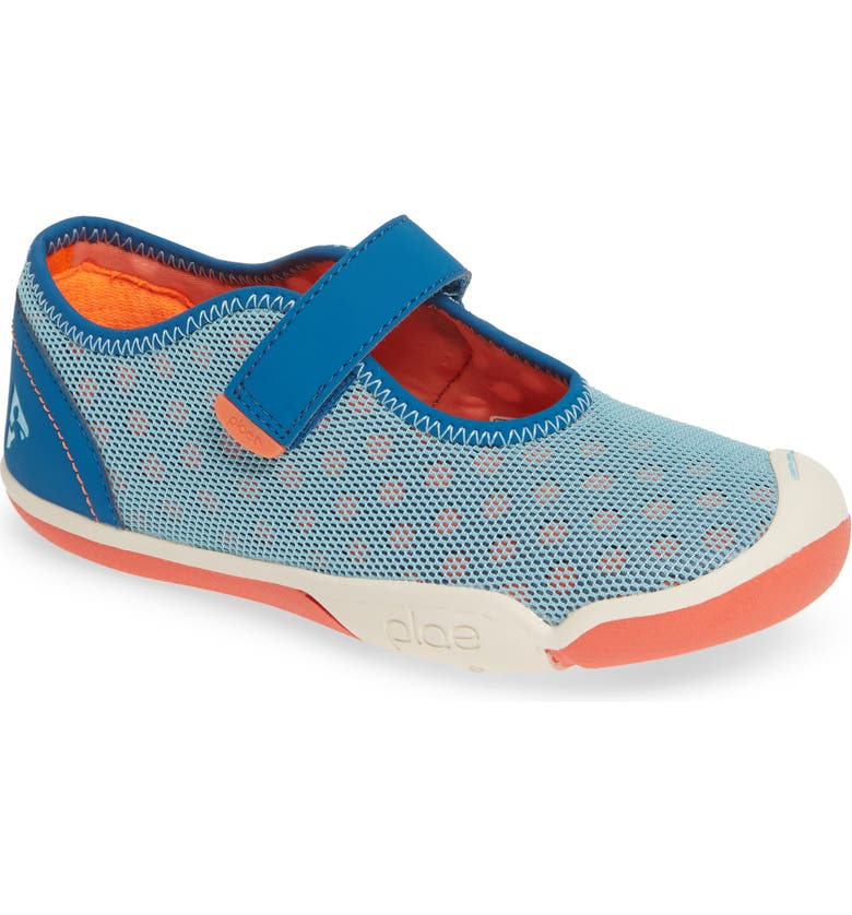 PLAE Chloe Customizable Mary Jane, Main, color, NUCLEUS BLUE