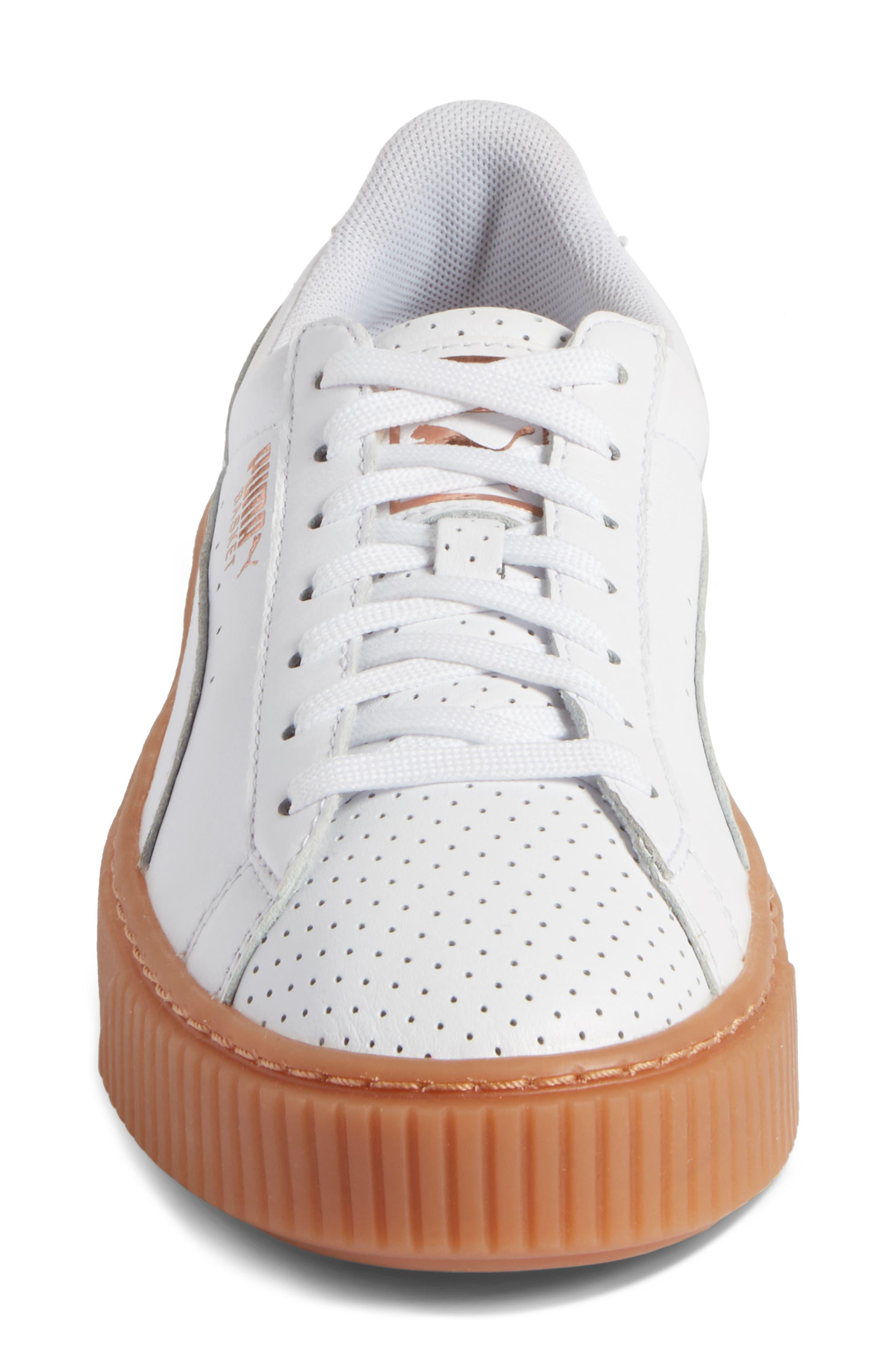 ,                             Basket Platform Sneaker,                             Alternate thumbnail 10, color,                             100