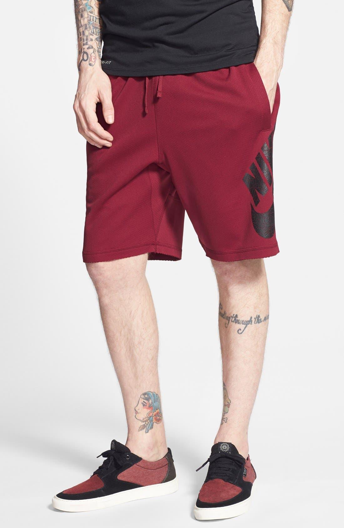 ,                             SB 'Sunday' Dri-FIT Shorts,                             Main thumbnail 19, color,                             640