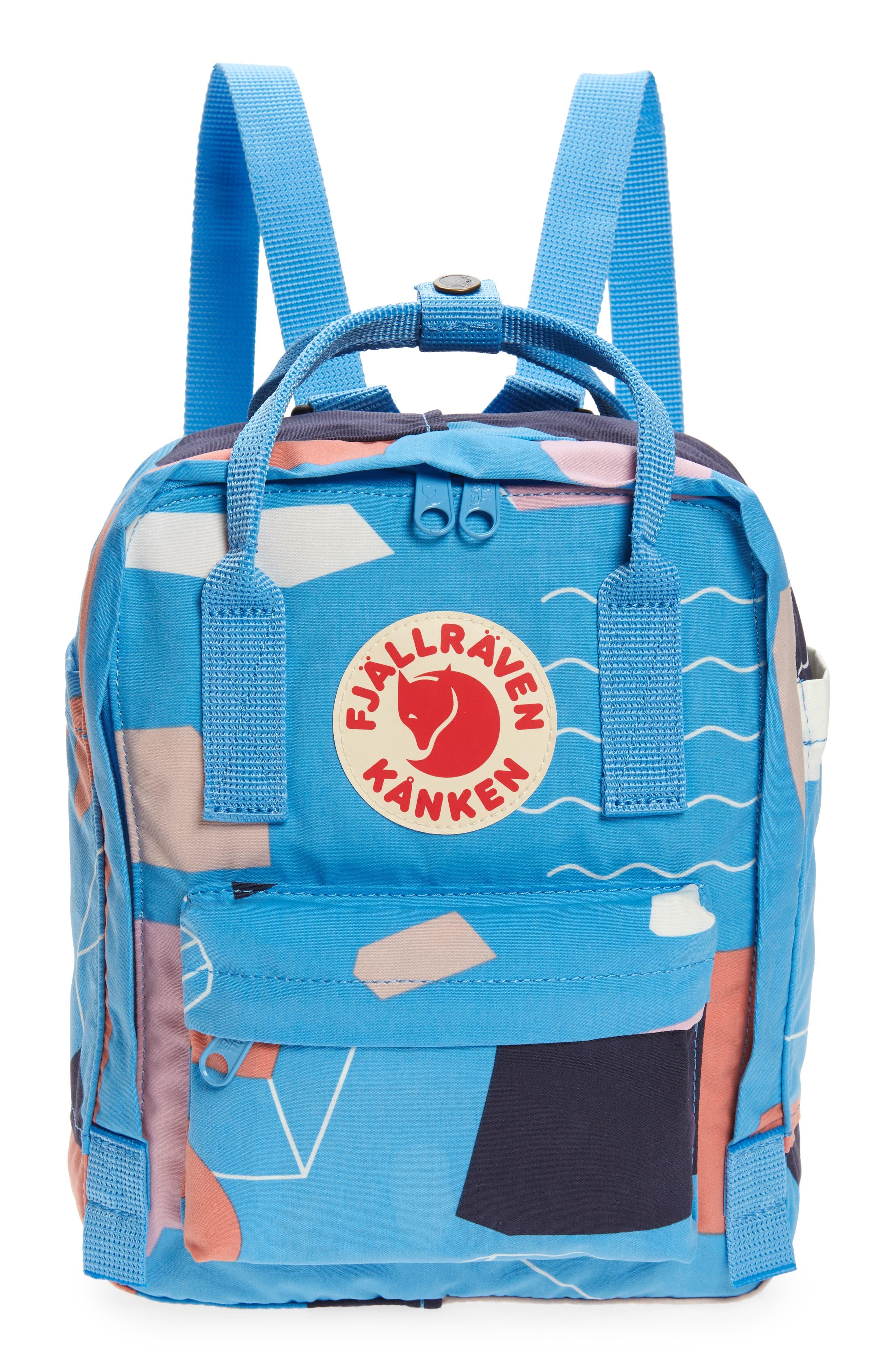 Kanken Art Water Resistant Mini Backpack
