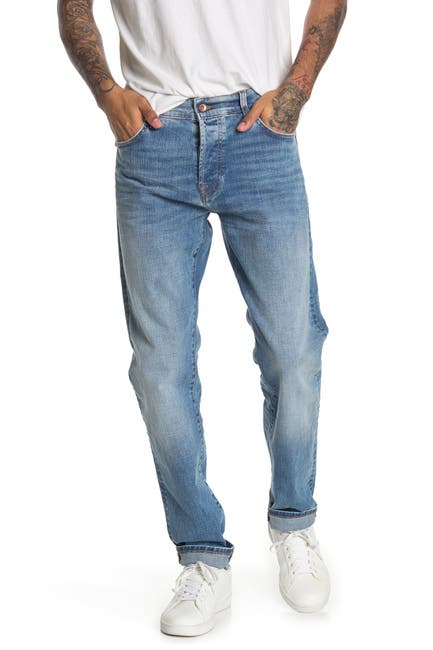 Image of 7 For All Mankind Adrien Tapered Leg Jeans