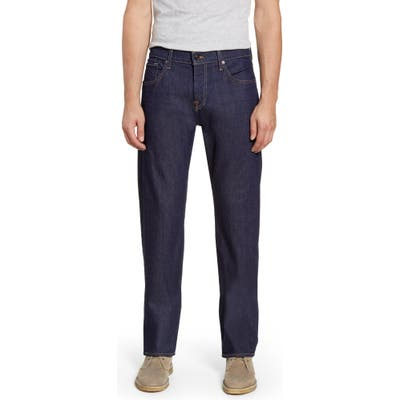 7 For All Mankind Straight Leg Jeans, Blue
