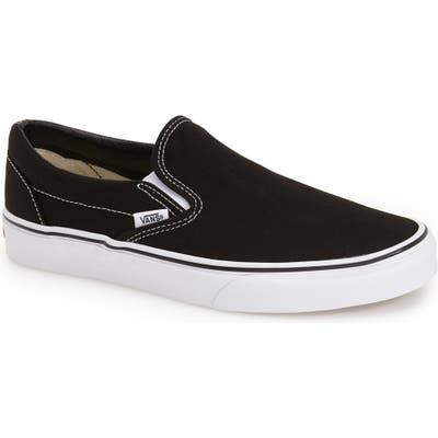 Vans Classic Slip-On, Black