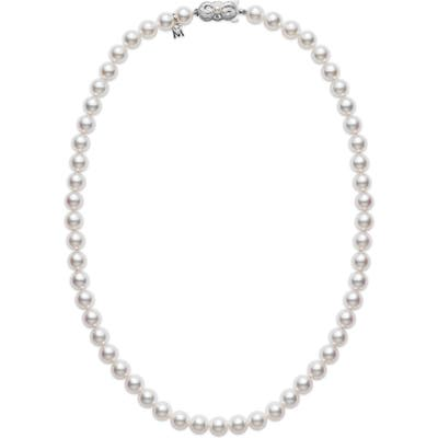Mikimoto Essential Elements Akoya Cultured Pearl Necklace