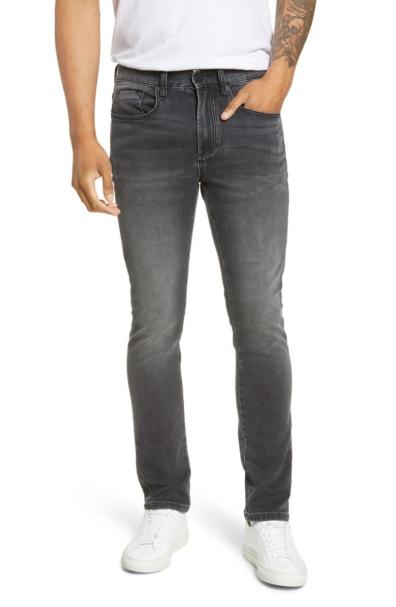 BLANKNYC Wooster Slim Fit Jeans, Main, color, ROTTEN BLUE