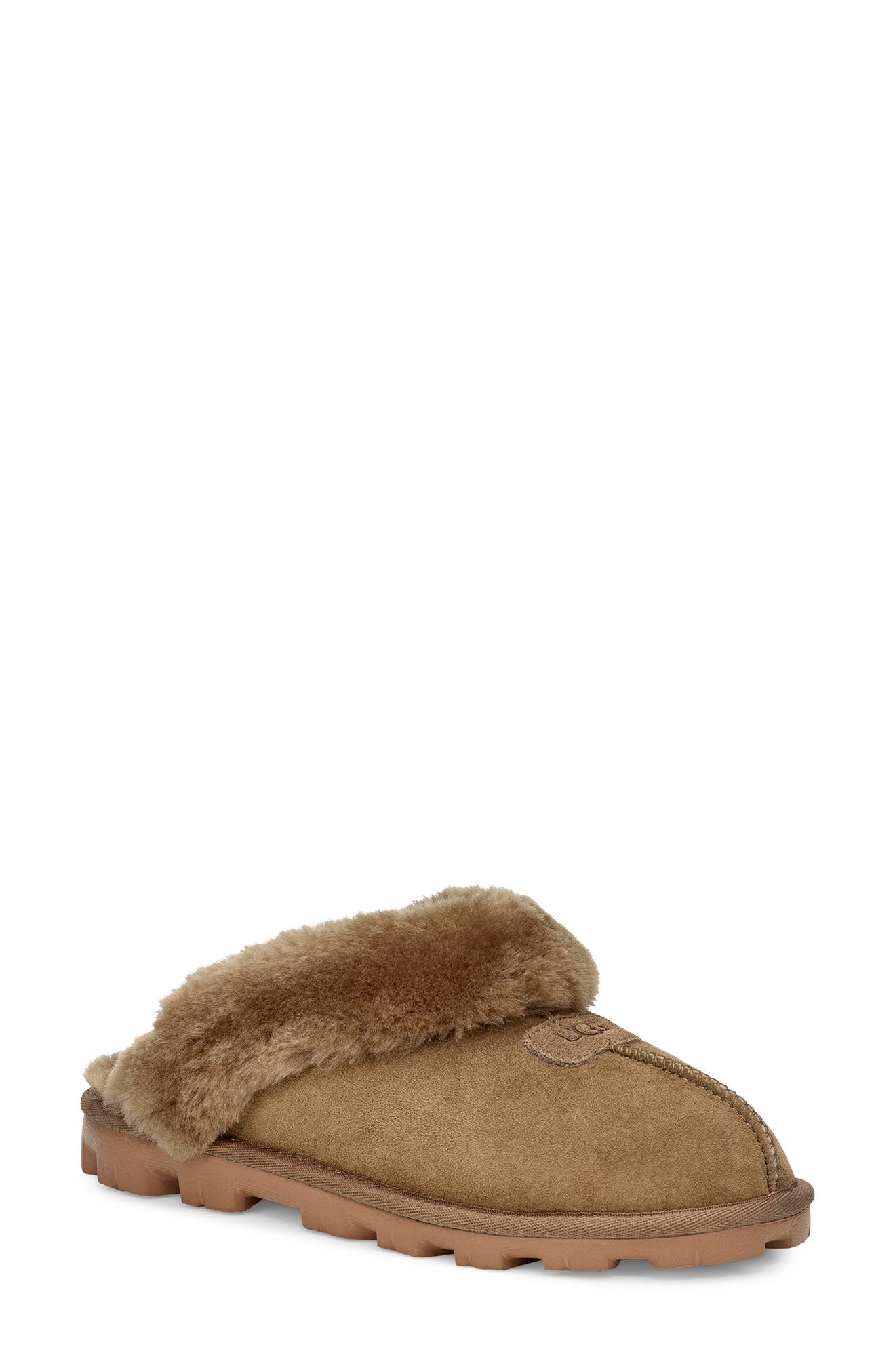 UGG® Genuine Shearling Slipper (Women)