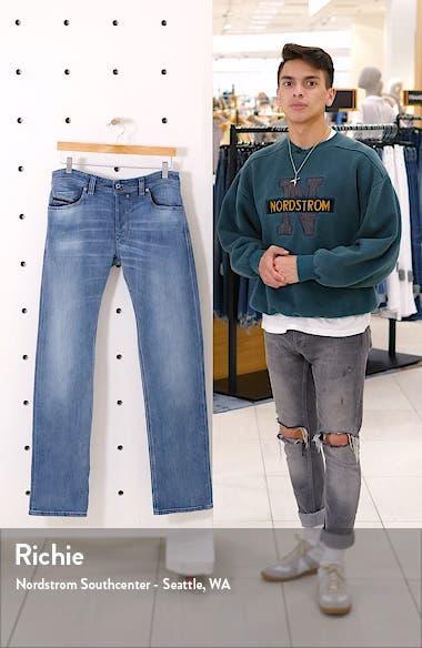 Safado Slim Straight Leg Jeans, sales video thumbnail