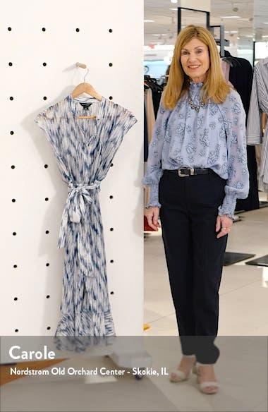 Dremah Silk Midi Dress, sales video thumbnail