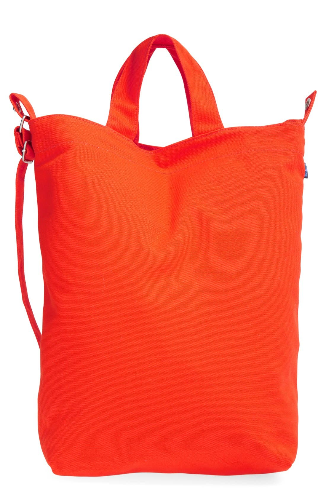 ,                             'Duck Bag' Canvas Tote,                             Main thumbnail 104, color,                             600