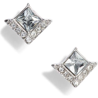 Vince Camuto Crystal Pave Stud Earrings