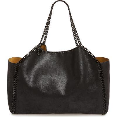 Stella Mccartney Reversible Faux Leather Tote - Black