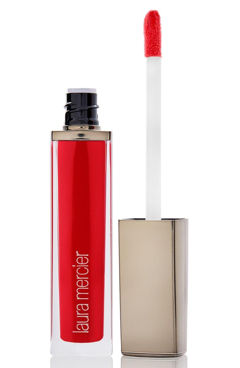 LAURA MERCIER Paint Wash Liquid Lip Color, Main, color, VERMILLION RED