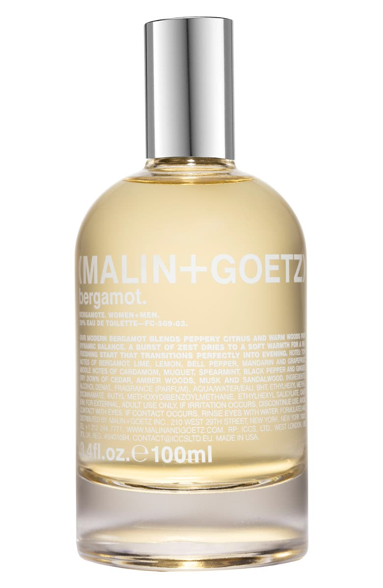 MALIN+GOETZ Bergamot Eau de Toilette, Main, color, NO COLOR