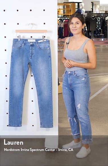 Mason Skinny Fit Jeans, sales video thumbnail