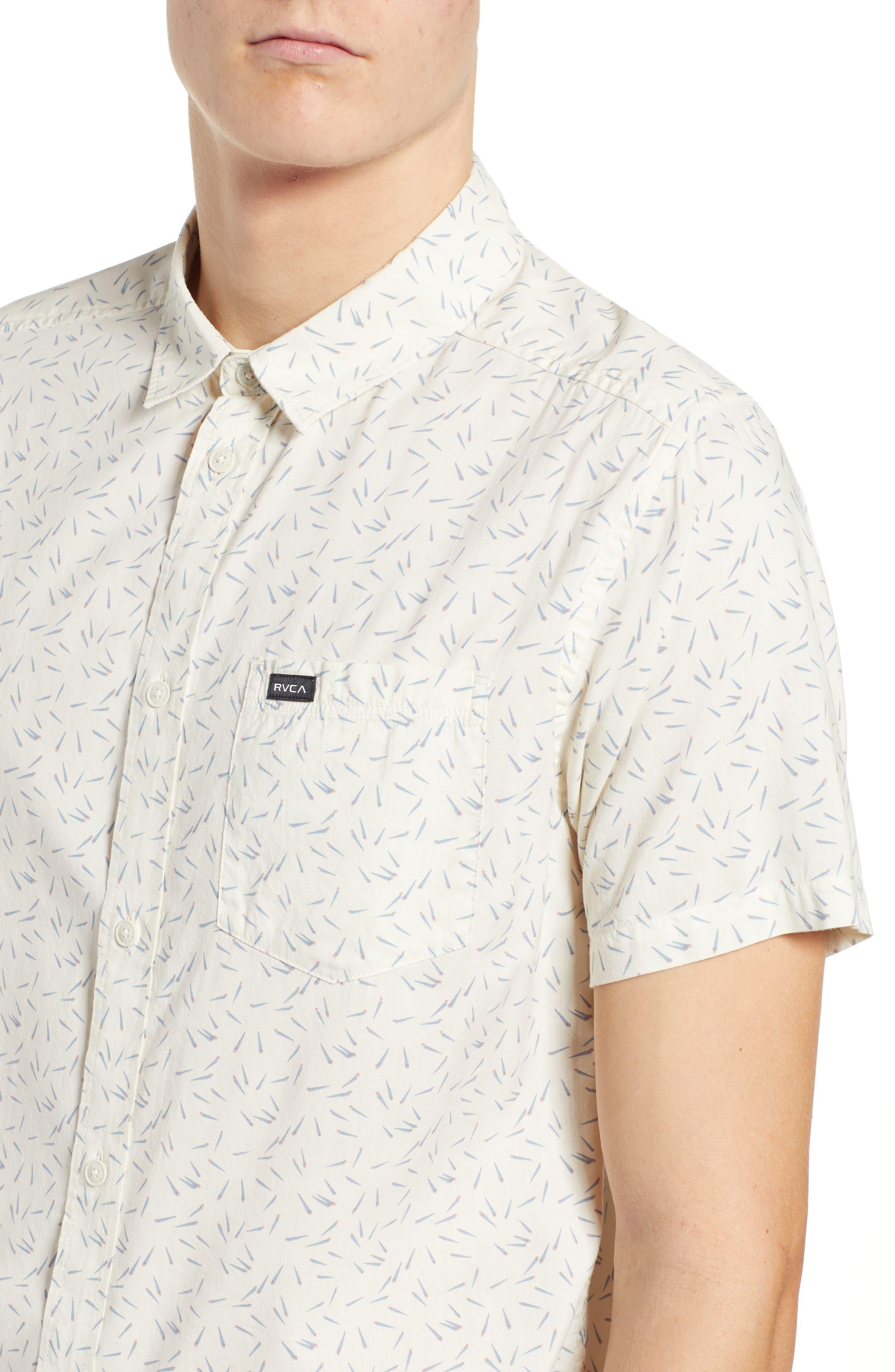 ,                             Pins & Needles Slim Fit Woven Shirt,                             Alternate thumbnail 12, color,                             900