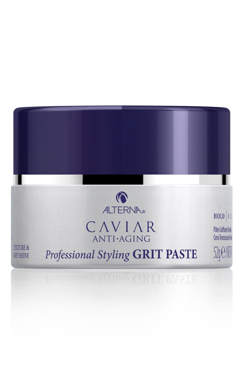 ALTERNA<SUP>®</SUP> Caviar Anti-Aging Professional Styling Grit Paste, Main, color, NO COLOR