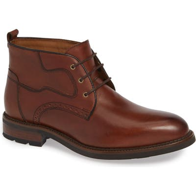 J & m 1850 Fullerton Chukka Boot, Brown