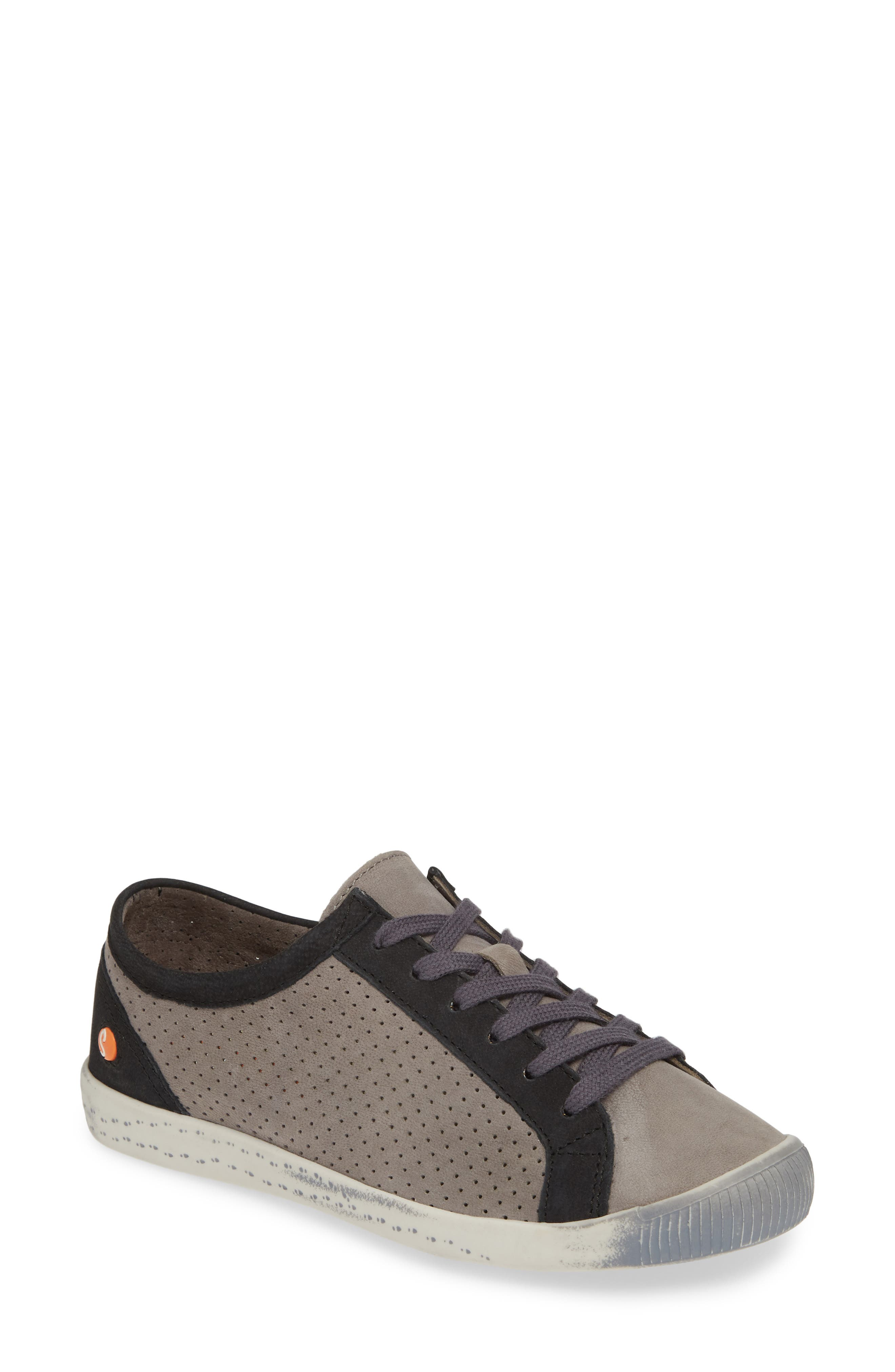 Softinos By Fly London Ica Sneaker - Grey
