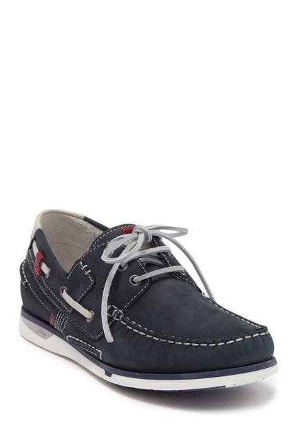 Image of RODD AND GUNN Allandale Boat Shoe