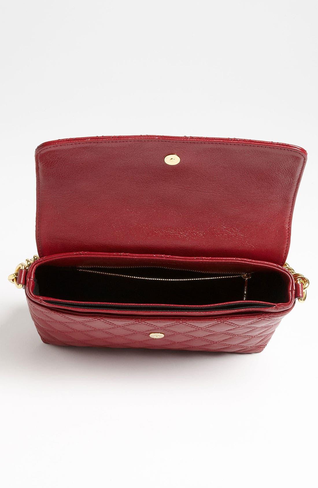 ,                             'Large Quilting Single' Leather Shoulder Bag,                             Alternate thumbnail 37, color,                             930