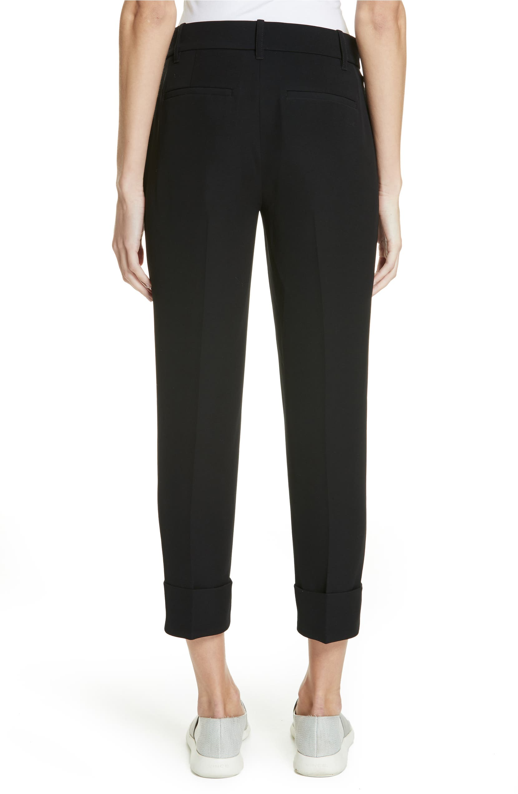 d735d7692 Vince Coin Pocket Oversize Cuff Trousers | Nordstrom