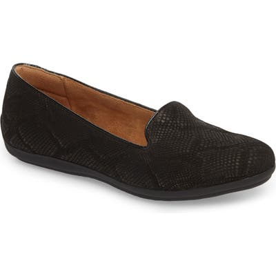 Comfortiva Marybeth Loafer W - Black
