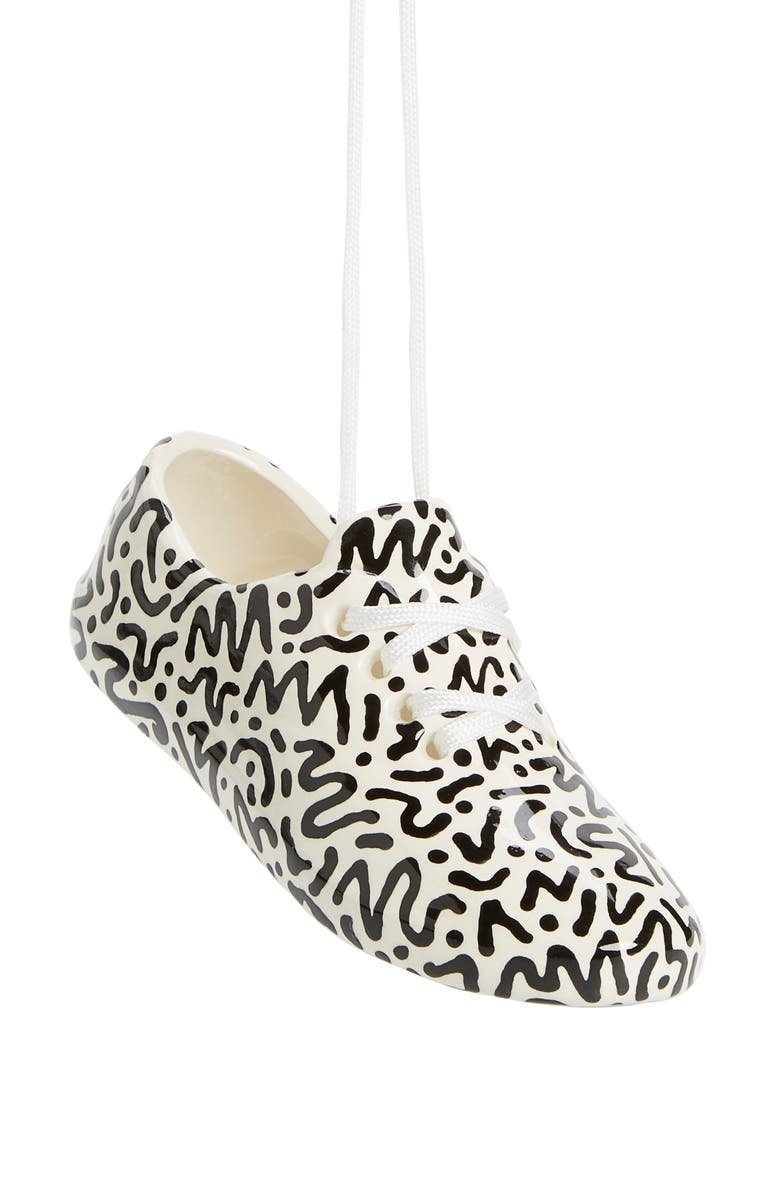 WYATT LITTLE Small Patterned Shoe Pot, Main, color, 001
