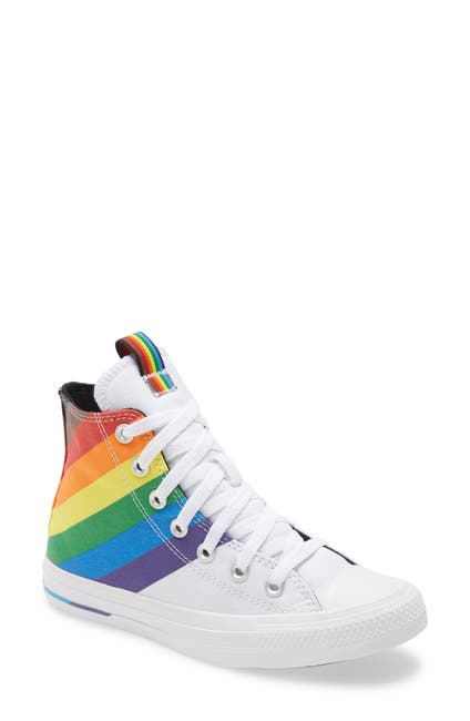 Image of Converse Chuck Taylor® All Star® High Top Pride Sneaker