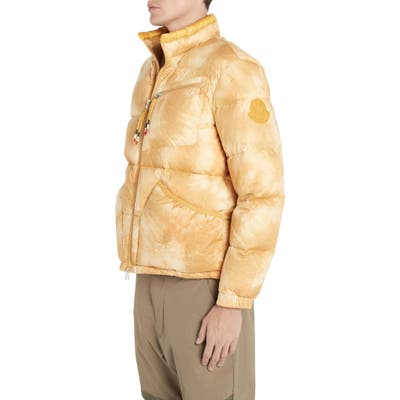 Moncler Genius X 2 1952 Costes Down Puffer Jacket, Metallic
