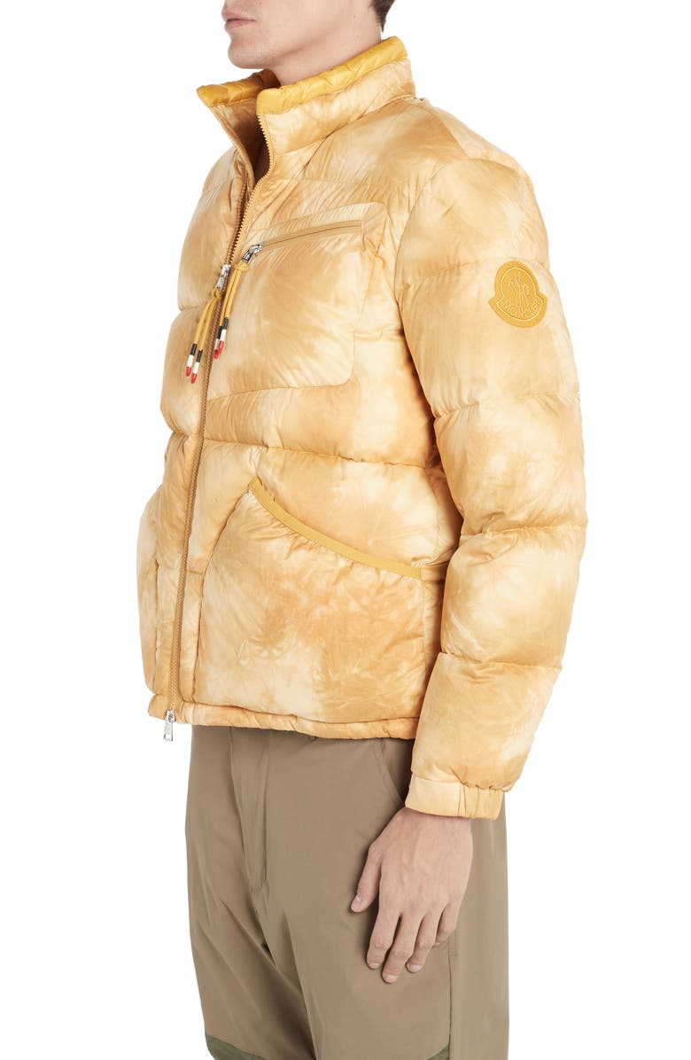 MONCLER GENIUS x 2 1952 Costes Down Puffer Jacket, Main, color, GOLD