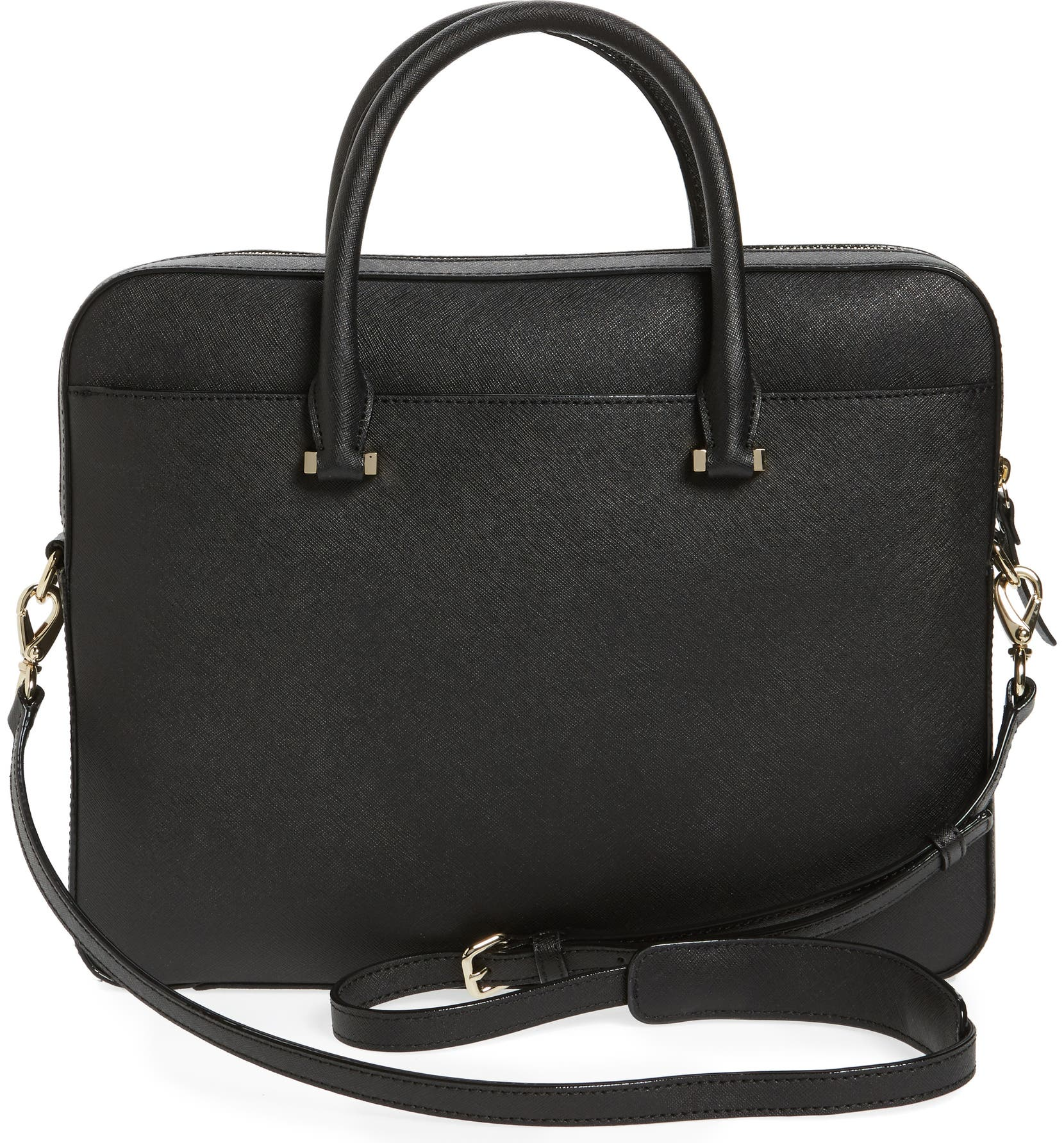 online retailer 99dff 499b8 saffiano leather 13 inch laptop bag