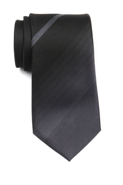 Image of Kenneth Cole Reaction Underknot Ombre Tie