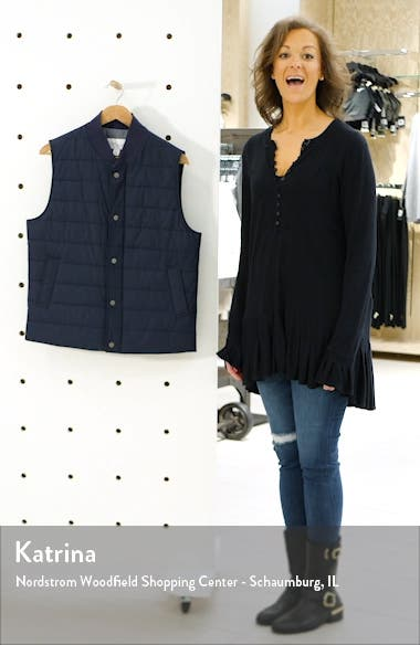Quilted Vest, sales video thumbnail