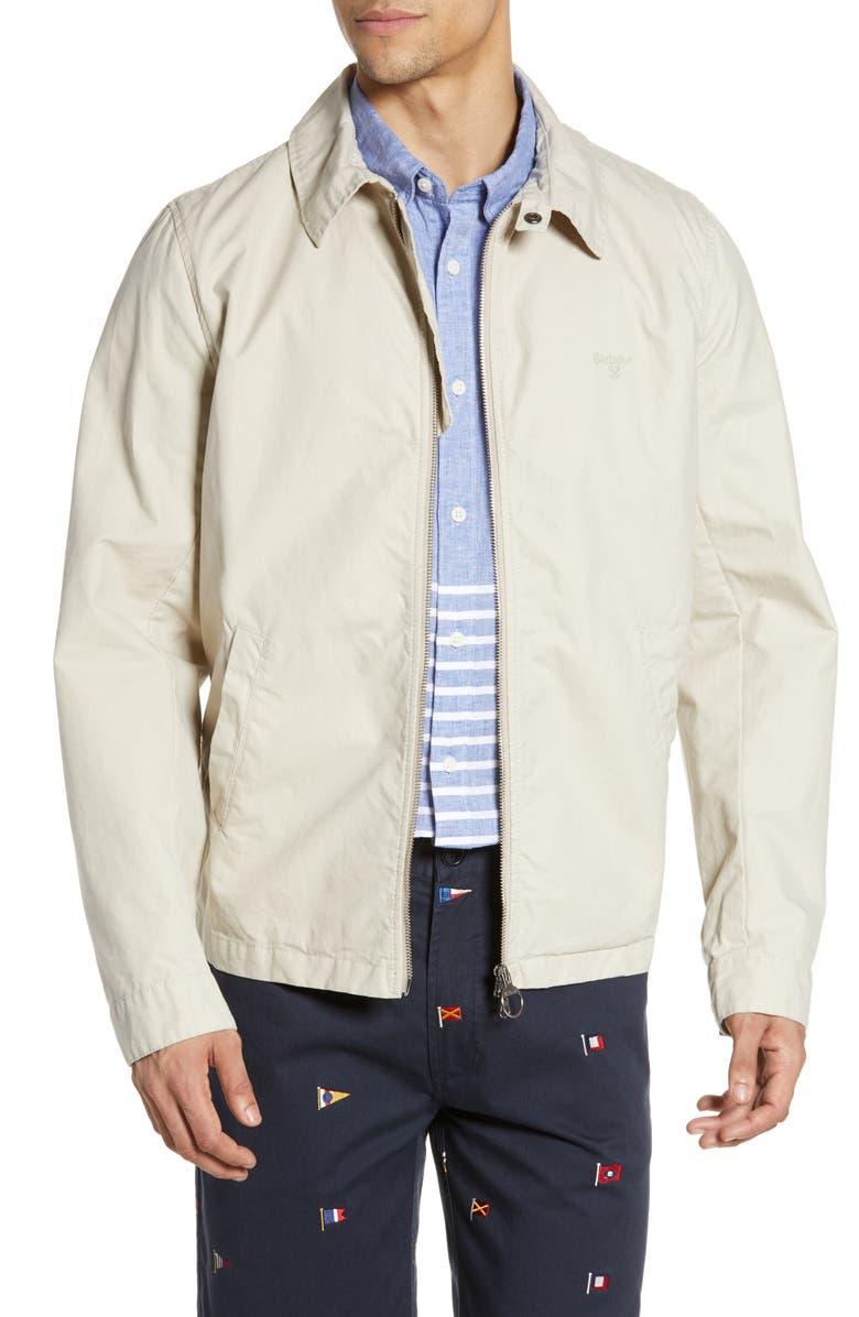 BARBOUR Essential Jacket, Main, color, MIST