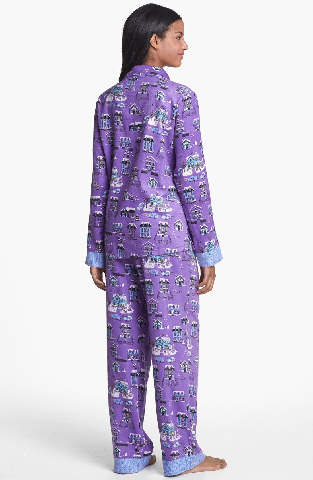 ,                             Flannel Pajamas,                             Alternate thumbnail 61, color,                             521
