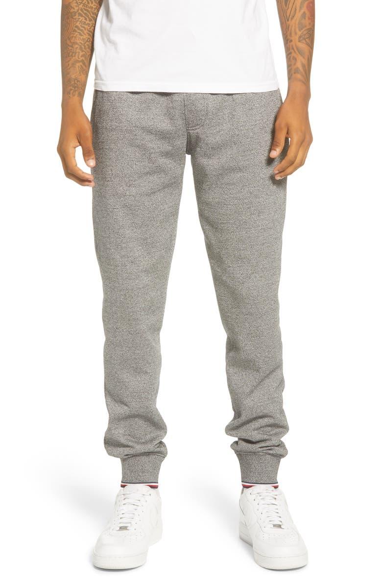TOMMY HILFIGER Mouline Sweatpants, Main, color, 020