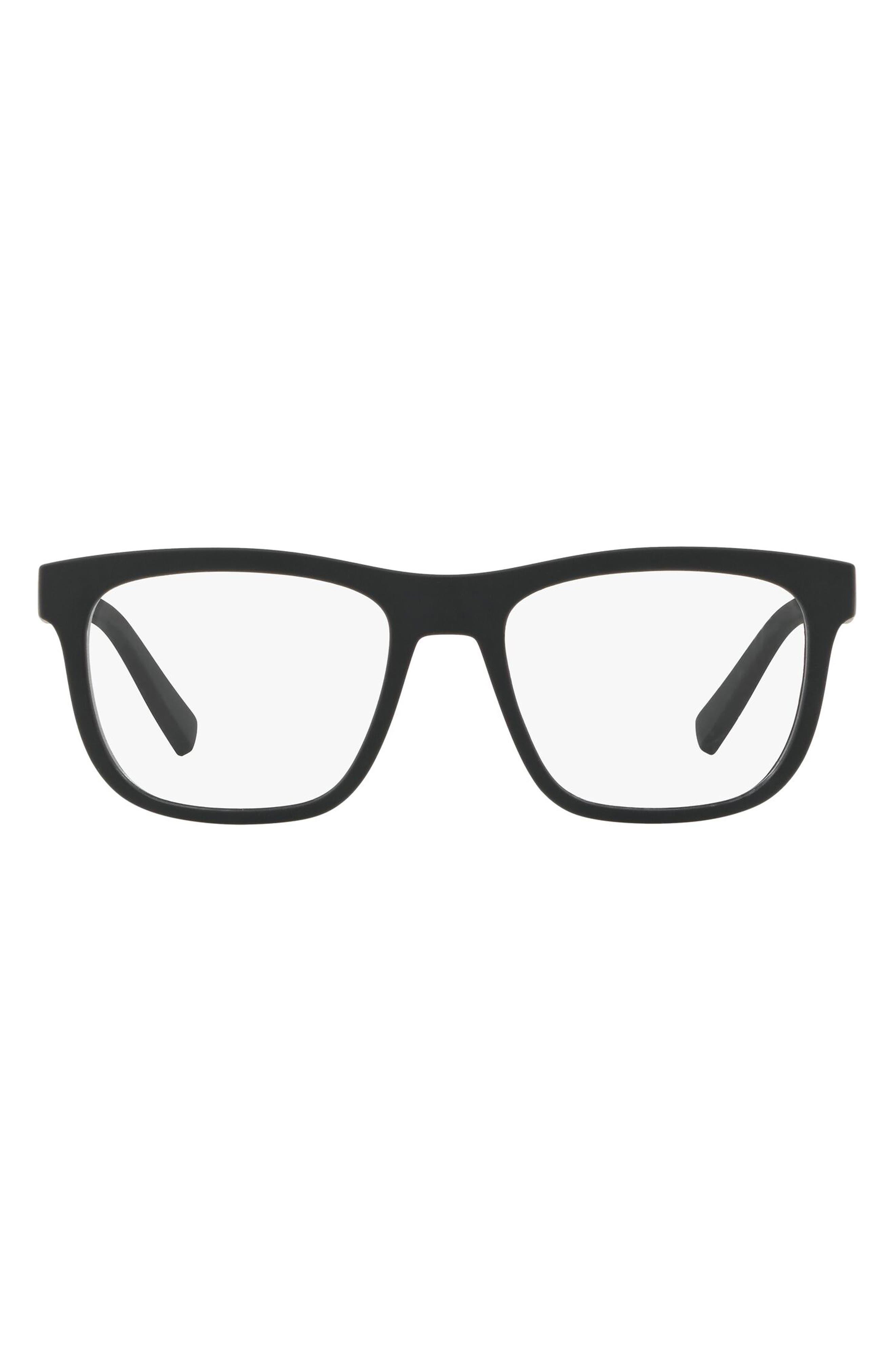 53mm Rectangular Optical Glasses