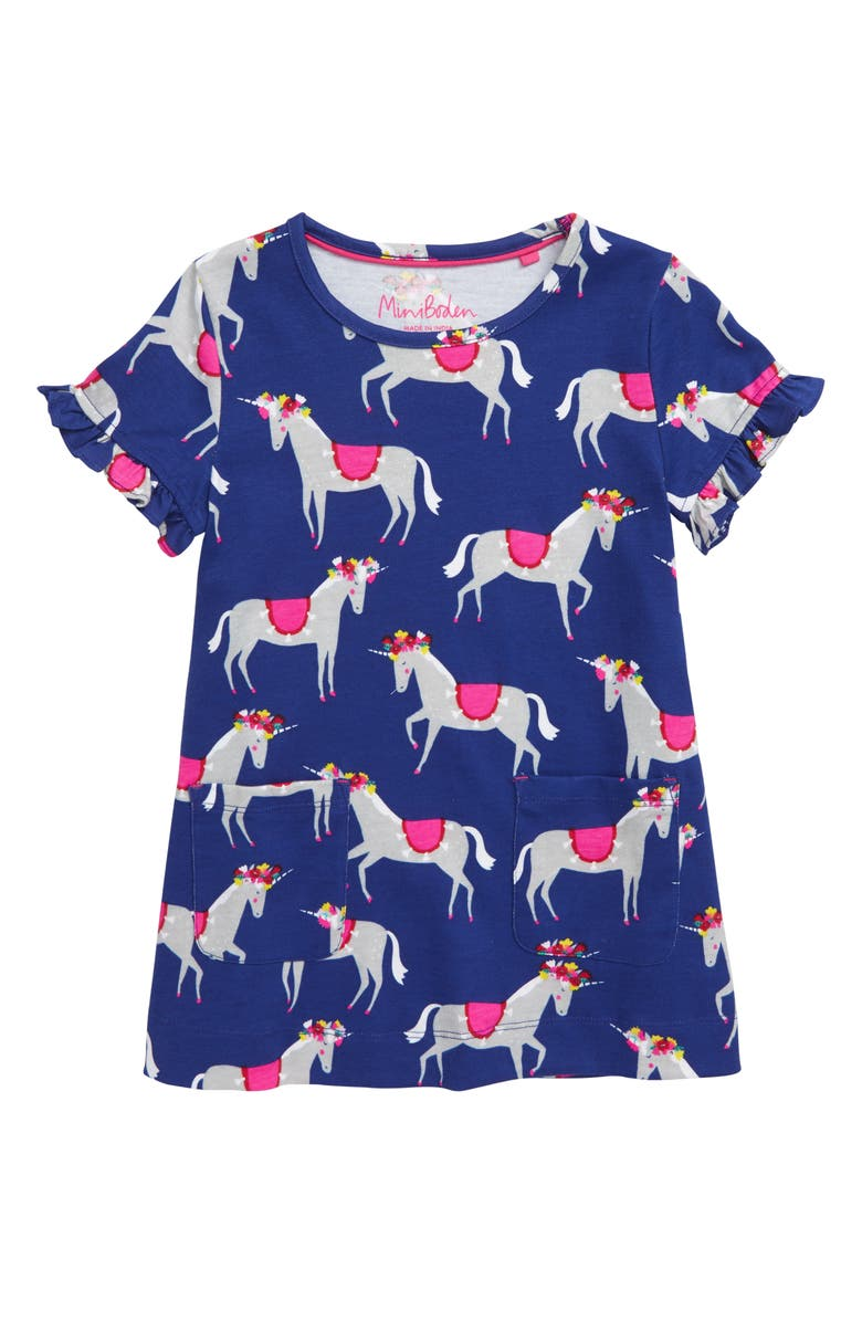 Mini Boden Colorful Tunic Toddler Girls Little Girls Big Girls