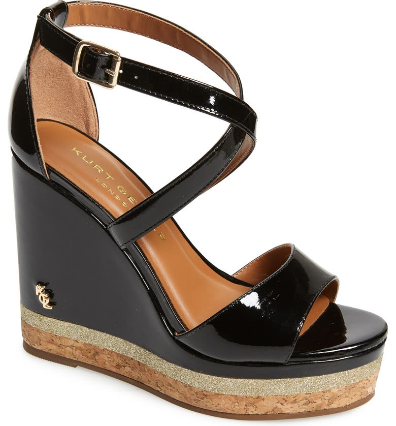 f22f5fb68 Kurt Geiger London Alina Wedge Sandal (Women) | Nordstrom