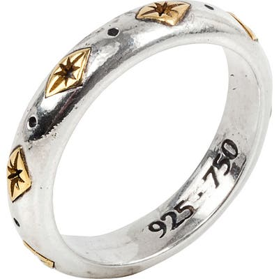 Konstantino Astria Sterling Silver Stackable Ring