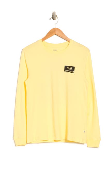 Image of VANS Off The Roses Long Sleeve Top