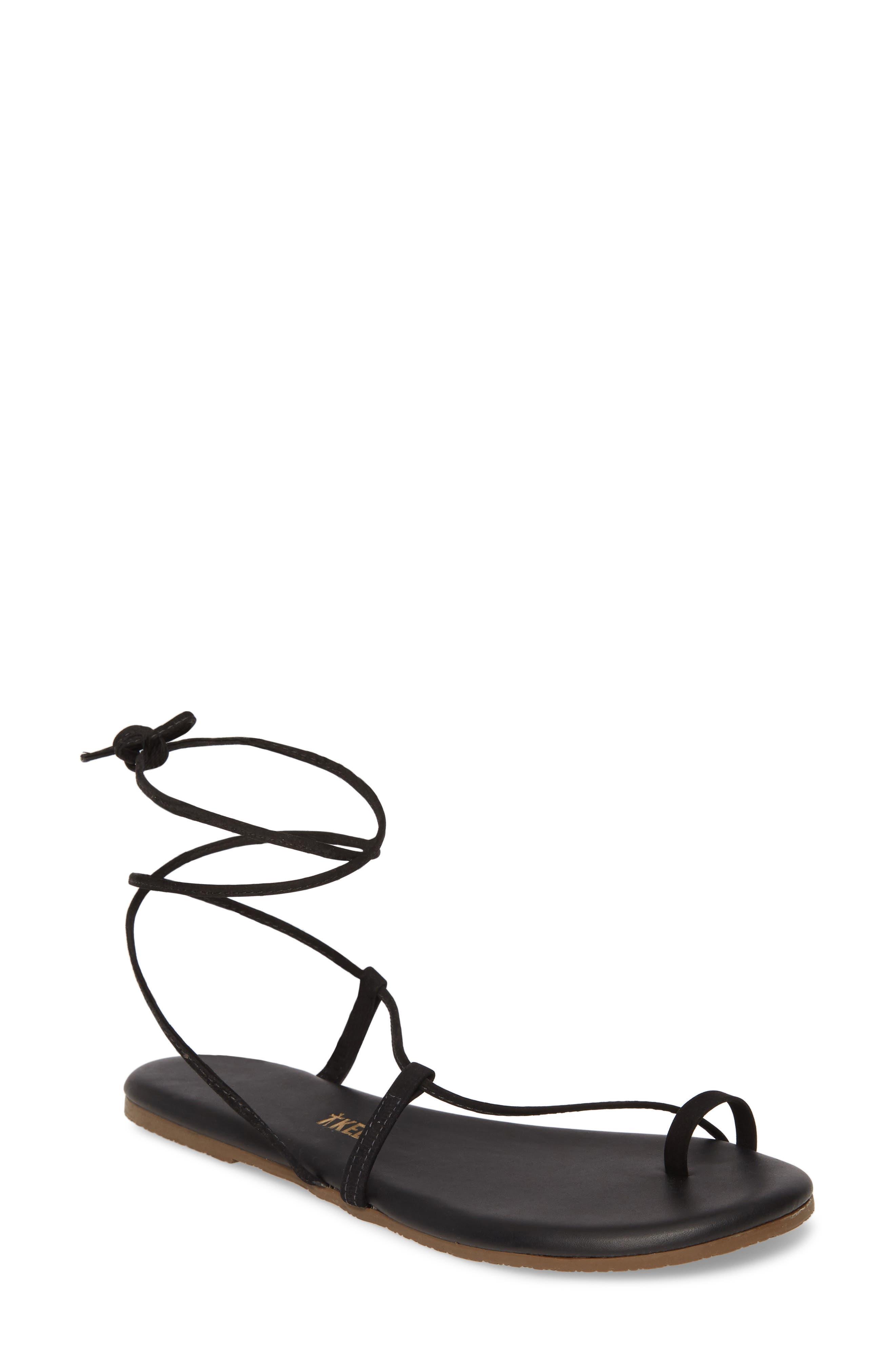 TKEES Jo Lace-Up Sandal (Women)