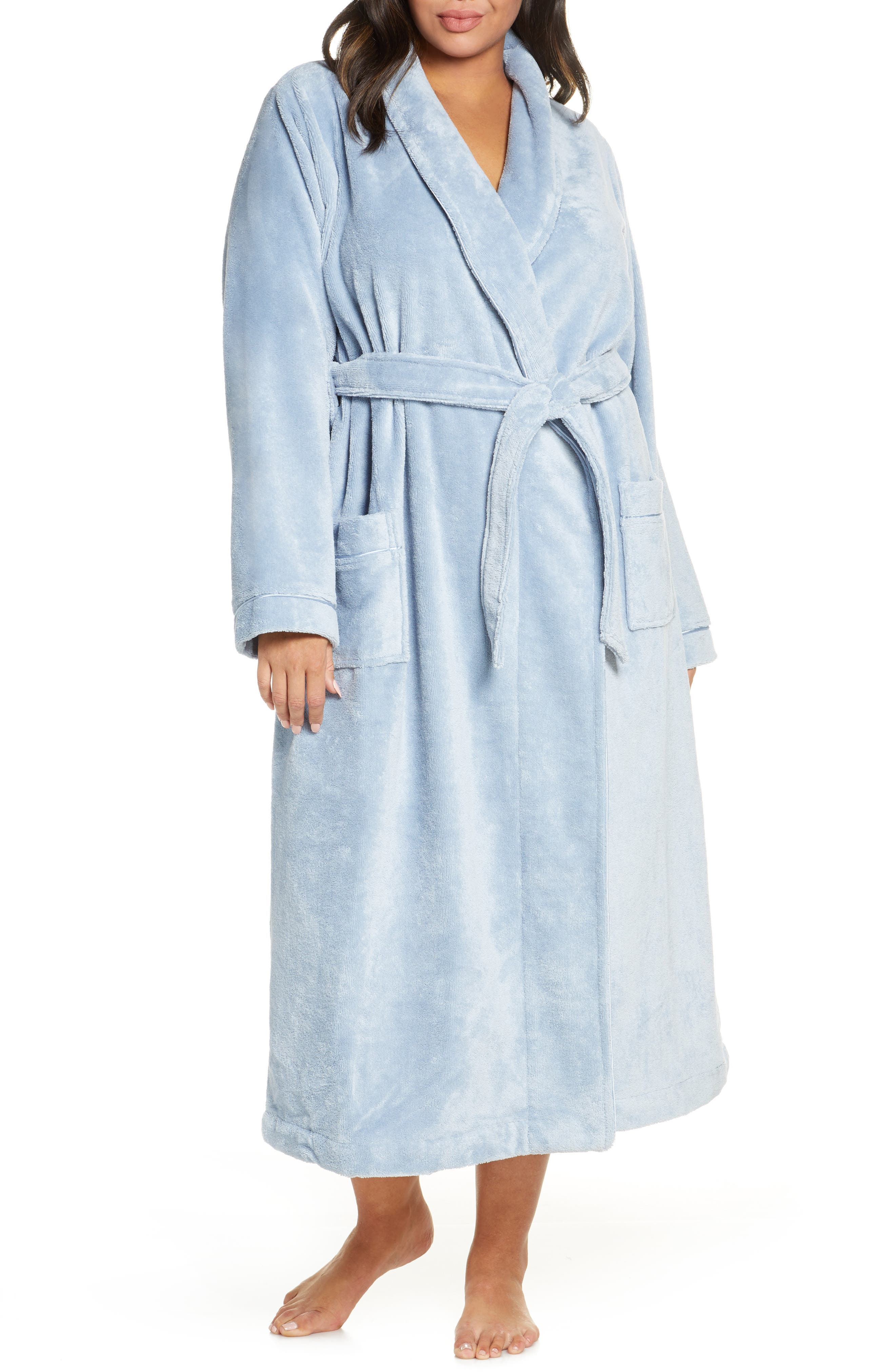 Nordstrom Terry Velour Robe
