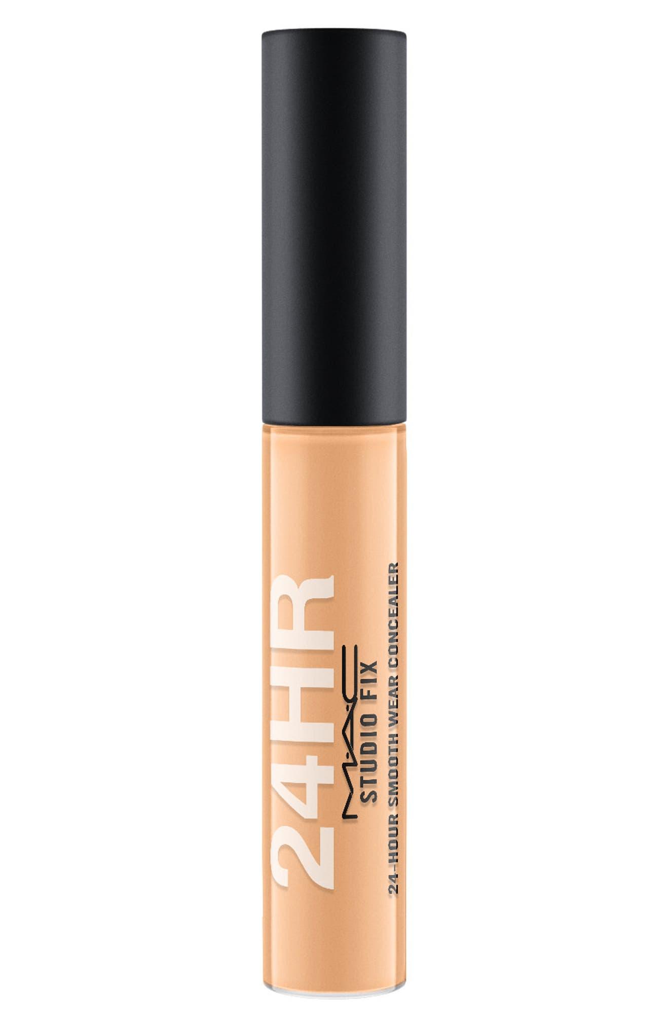 ,                             MAC Studio Fix 24-Hour Liquid Concealer,                             Main thumbnail 1, color,                             NC40 MEDIUM BEIGE GOLDEN